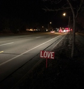 love-sign